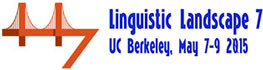 7-9 May 2015, UC Berkeley